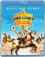 Luke and Lucy - The Texas Rangers - Bluray
