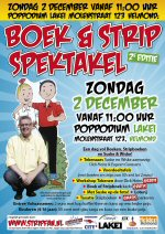 Boek & Strip Spektakel