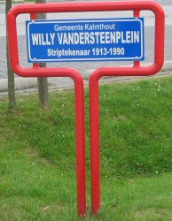 Willy Vandersteenplein